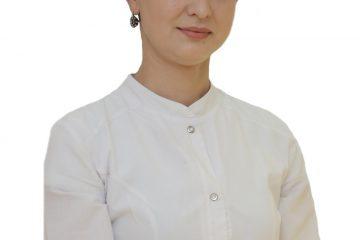 Астарханова Ирина Гаджибалаевна