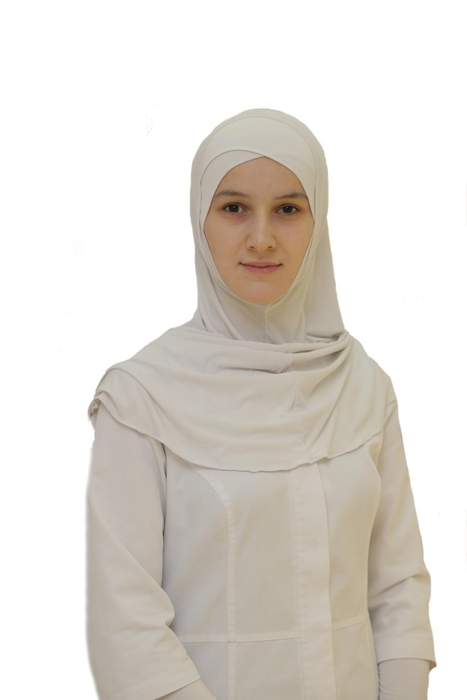 Султанахмедова Маликат Амирхановна